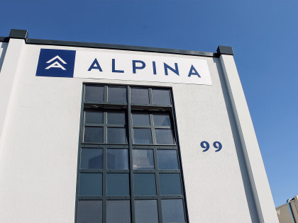 Alpina's Erfurt Facility Awarded 15 years of Continuous ISO 9000 Certification