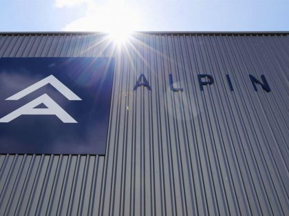 Alpina Plastics invests in Energy Efficient Equipment